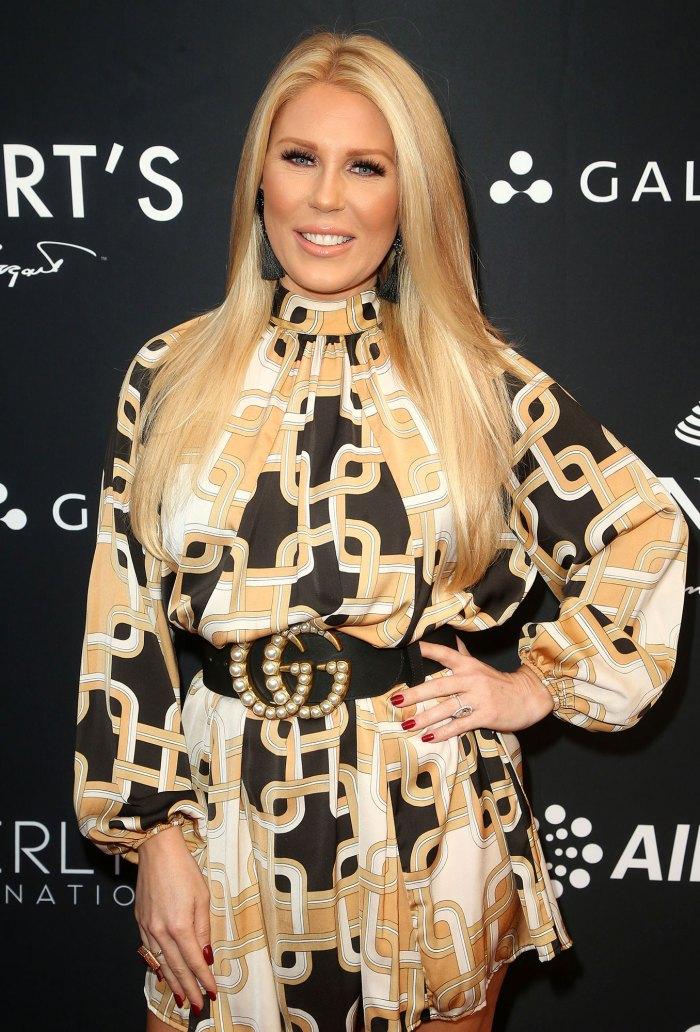 Gretchen-Rossi-Gold-Dress-Couldn't-Have-Survived-Postpartum-Depression-Without-Slade-Smiley