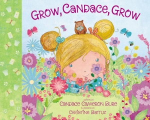 'Grow, Candace, Grow' Book Cover