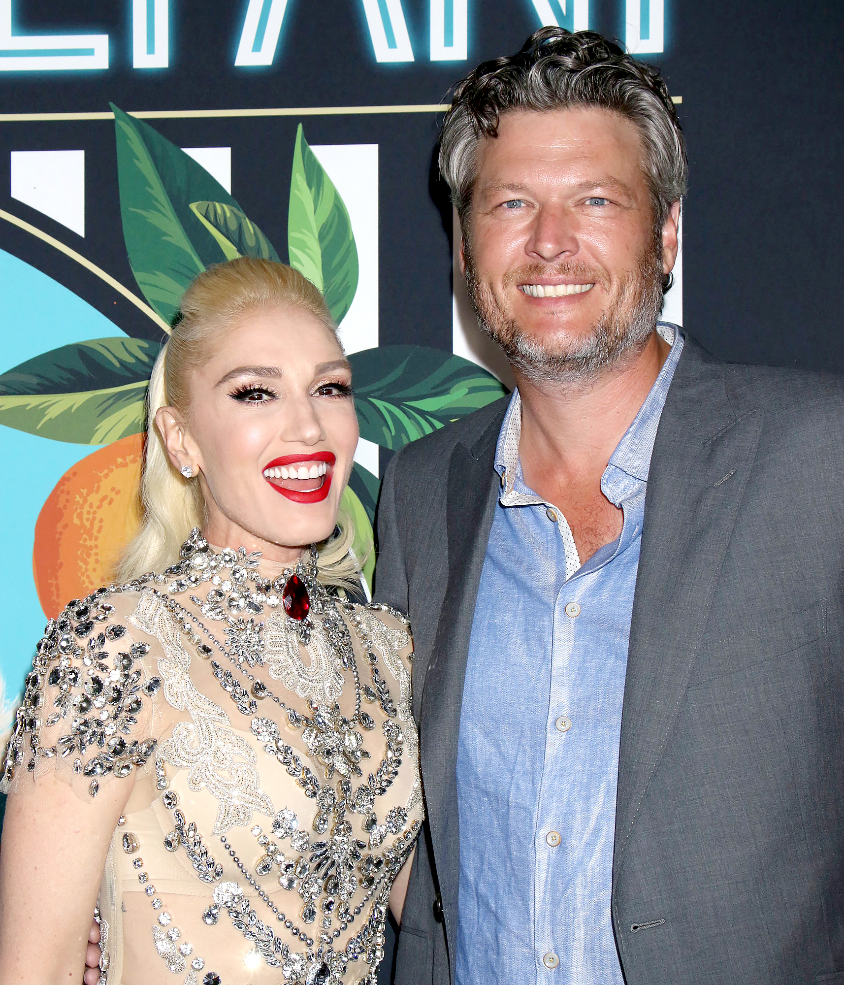 Gwen-Stefani-Had-No-Idea-Who-Blake-Shelton-Was