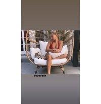 Hailey Baldwin Bikini Instagram Story September 2, 2019