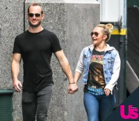 Hayden Panettiere Spotted Holding Hands With Brian Hickerson's Brother