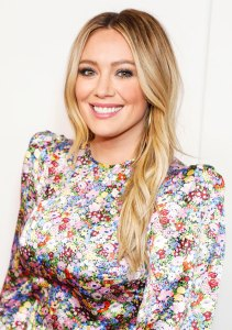Hilary Duff Blonde Hair Change For Lizzie McGuire