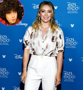 Hilary Duff Says Lizzie McGuire Not Ending Up With Gordo May Hurt' Fans