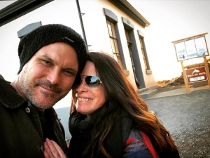 Holly Marie Combs and Mike Ryan are Married