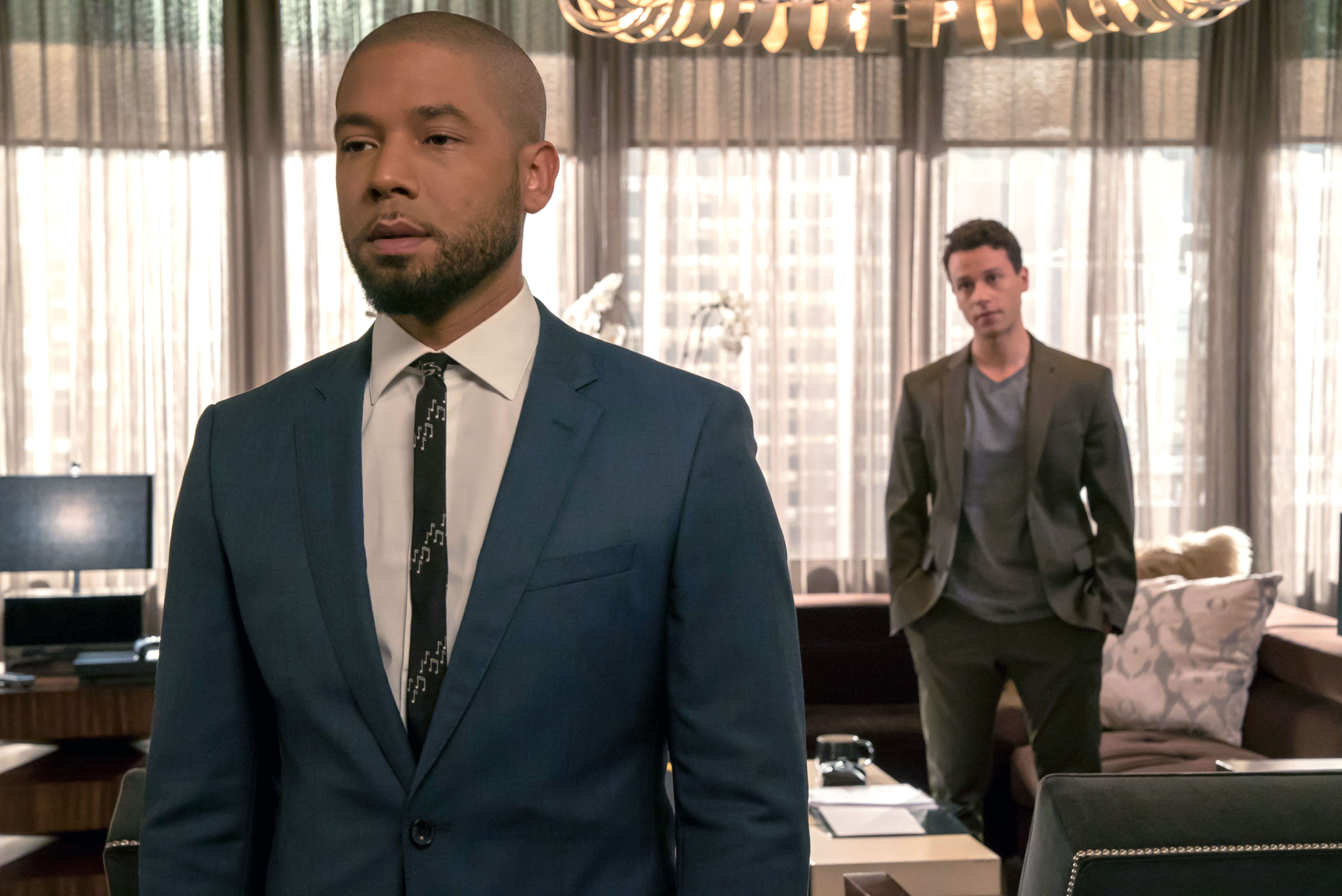 How 'Empire' Wrote Off Jussie Smollett on Season 6 Premiere After Alleged Attack