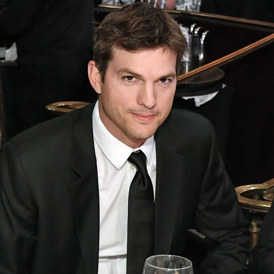 How Ashton Kutcher Broke His Toe Bringing Daughter Wyatt to Bed