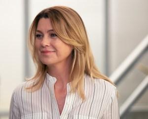 Ellen Pompeo Talks Grey's Anatomy