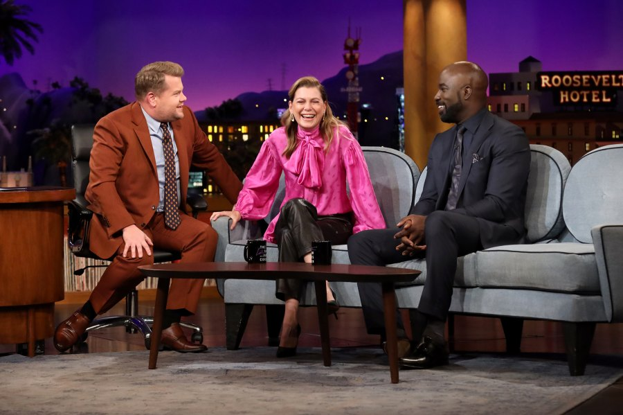 Ellen Pompeo Talks Grey's Anatomy With James Corden
