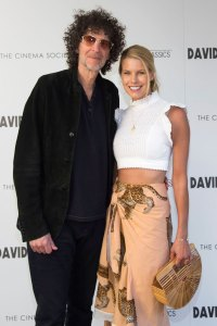 Howard Stern's Wife Beth Reveals Breast Cancer Scare: John Stamos, Maria Menounos, More Celebs Send Support