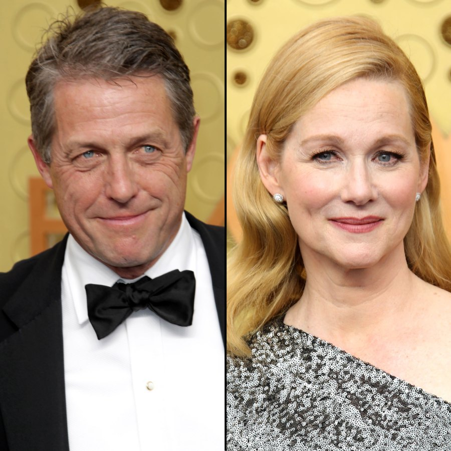Hugh Grant and Laura Linney What You Didn't See on TV Gallery Emmys 2019