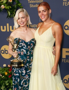 Inside Michelle Williams and Busy Phillips 2019 Emmys Night