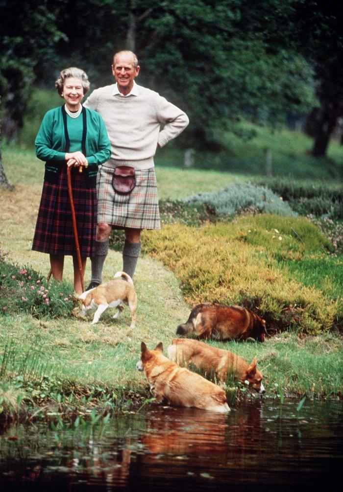 Inside the Fabulous Life of Queen Elizabeth II's Corgis