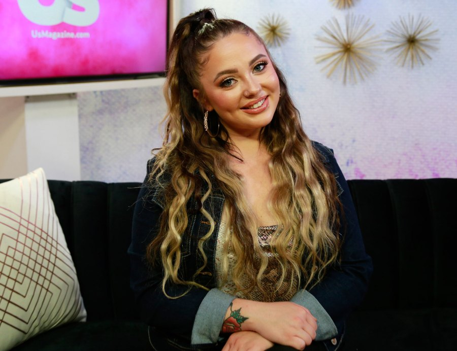 Jade Cline from Teen Mom Us Weekly Interview