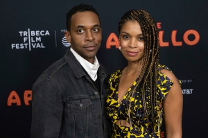 Jaime Lincoln Smith and Susan Kelechi Watson Engaged