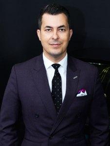 Celebrity Jeweler Jason Arasheben