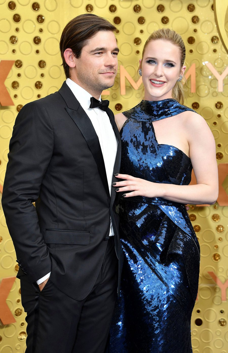 Jason Ralph, Rachel Brosnahan What You Didn't See on TV Gallery Emmys 2019