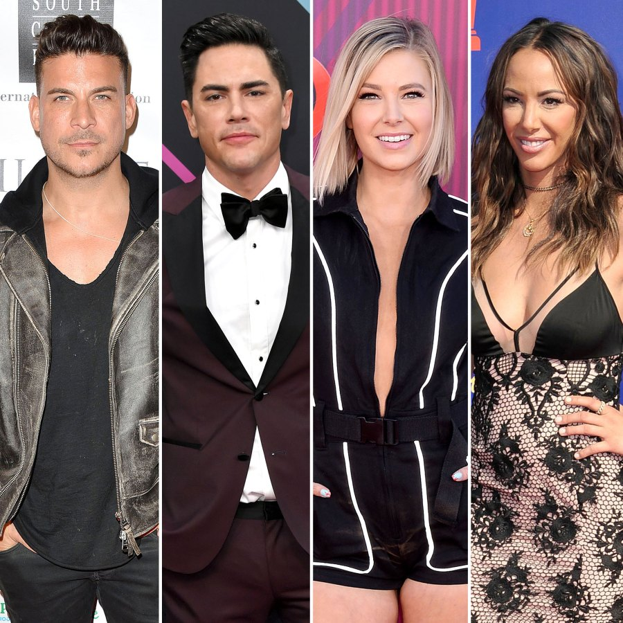 Jax Taylor Blocked 'Pump Rules' Costars Tom Sandoval, Ariana Madix and Kristen Doute