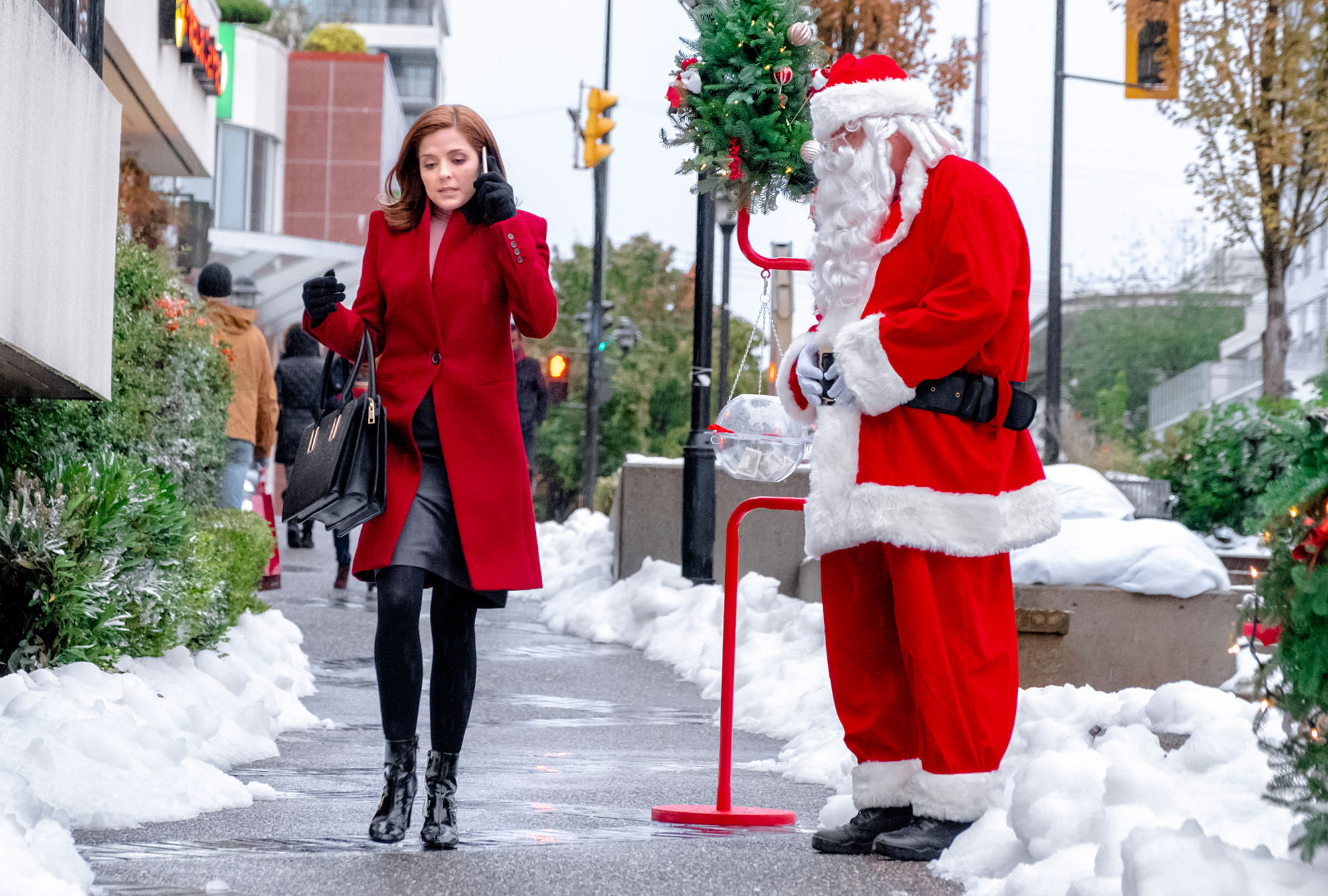 Christmas In Angel Falls.Christmas In Angel Falls Cast