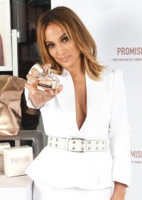 Jennifer Lopez Just Launched a Brand-New Fragrance — and Warren Buffet Inspired It (Really!)