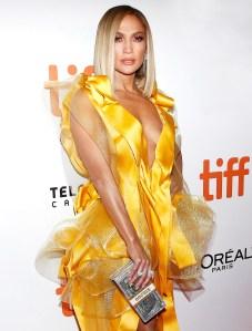 Jennifer Lopez Hustlers Premiere September 7, 2019