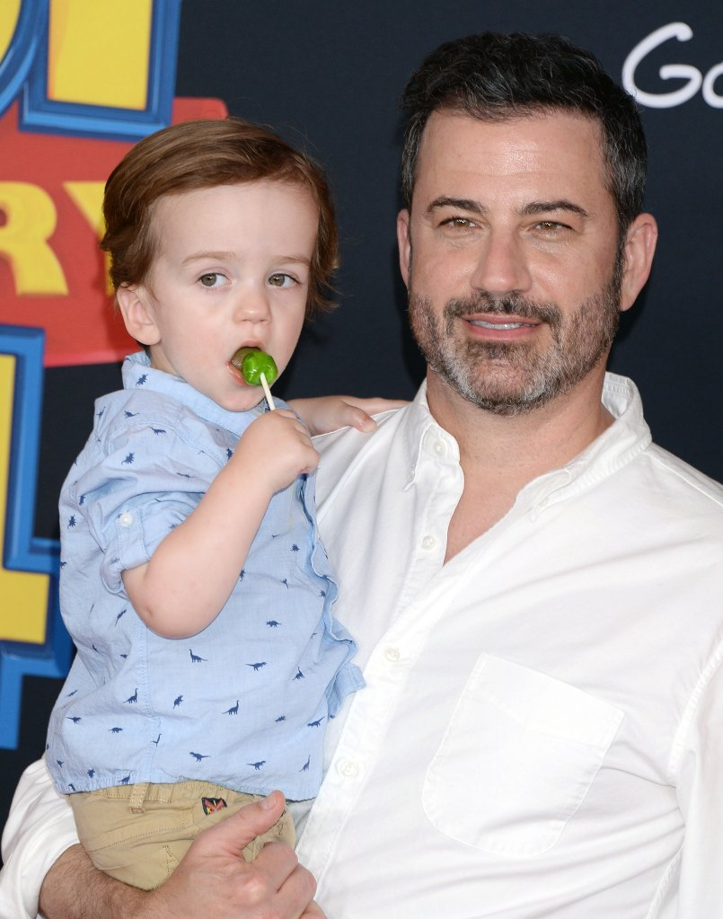Jimmy Kimmel Shares Son Billy's Latest Milestone After Heart Surgery