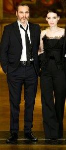 Joaquin Phoenix Nickname Rooney Mara Very Joaquin Phoenix