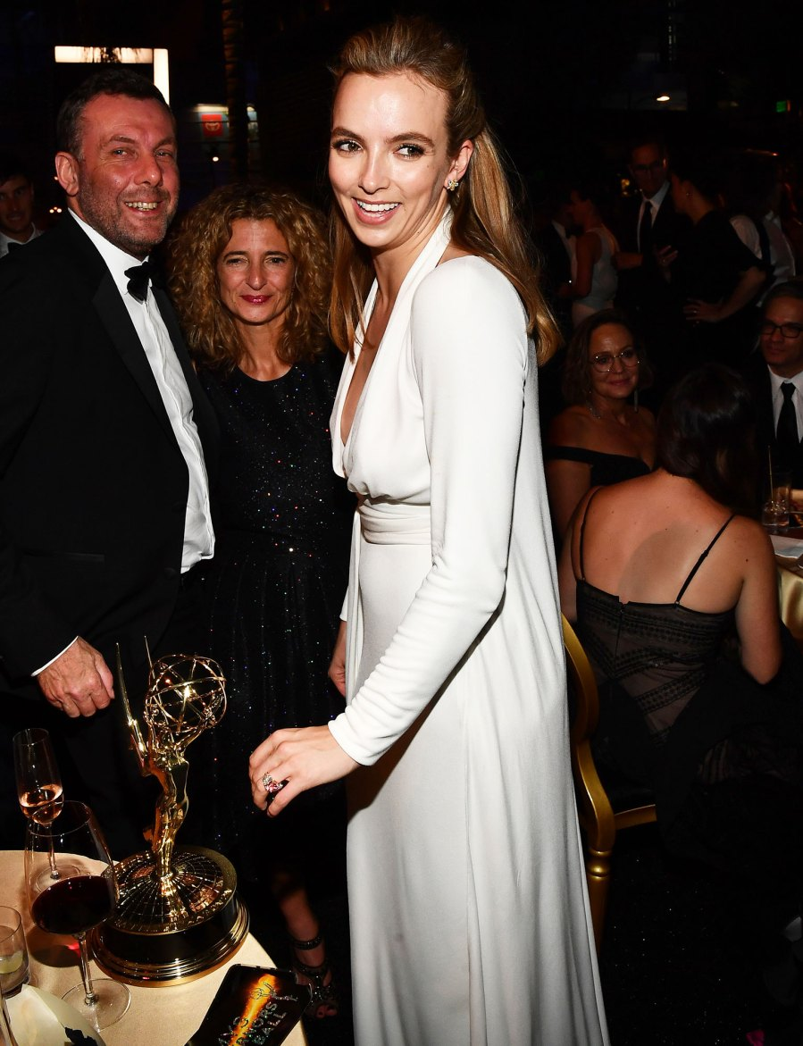 Jodie Comer Governors Ball Emmys 2019 After Party