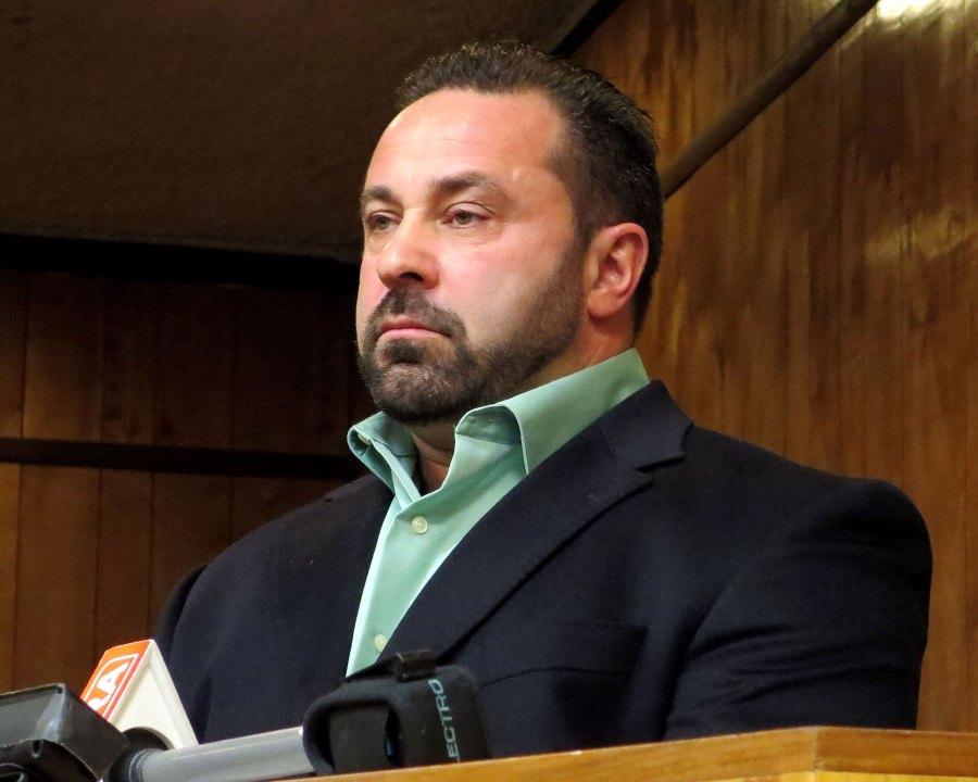 Joe Giudice's Bond Request Denied Amid Deportation Battle
