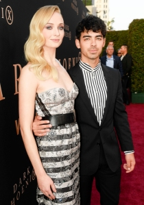 Joe Jonas Pens Sweet Tribute Wife Sophie Turner Ahead 2019 Emmys