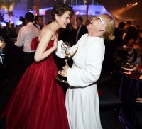 Joey King and Patricia Arquette Governors Ball Emmys 2019 After Party