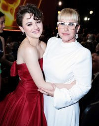 Joey King and Patricia Arquette Inside Emmys 2019