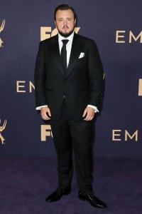 John Bradley Game of Thrones Slay Red Carpet Emmys 2019