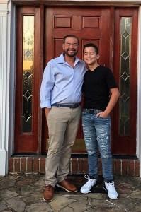 Jon Gosselin With Son Collin