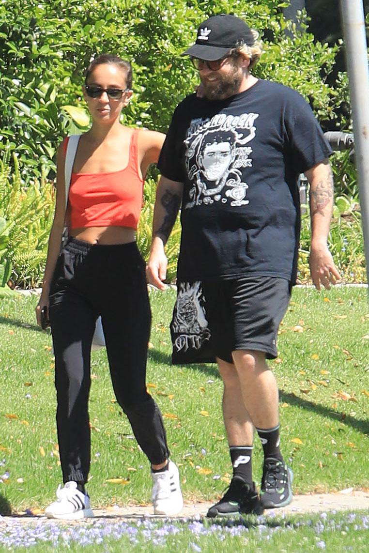 Jonah Hill Engaged To Gianna Santos