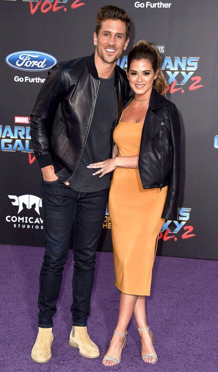 Jordan Rodgers JoJo Fletcher Wont Send Wedding Invites Bachelor Nation Stars