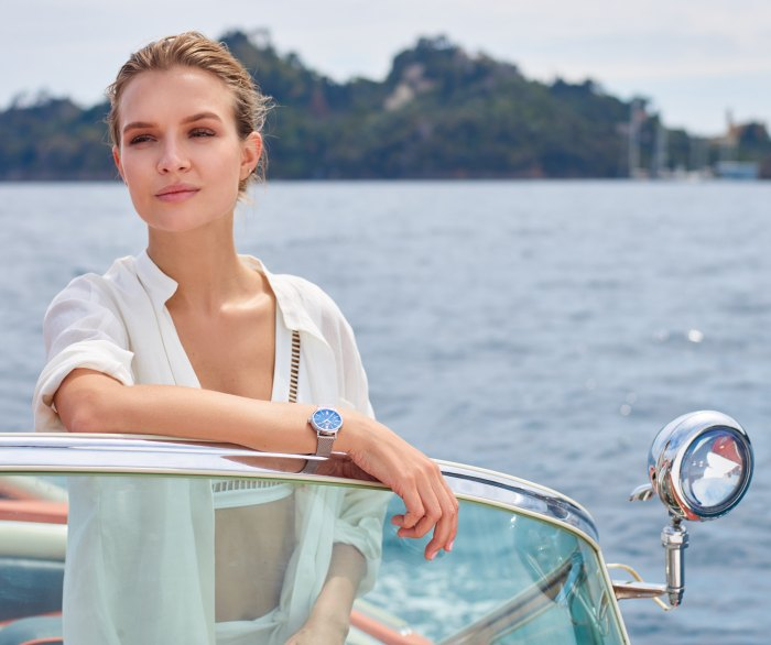 Josephine Skriver Fashion Camapaign