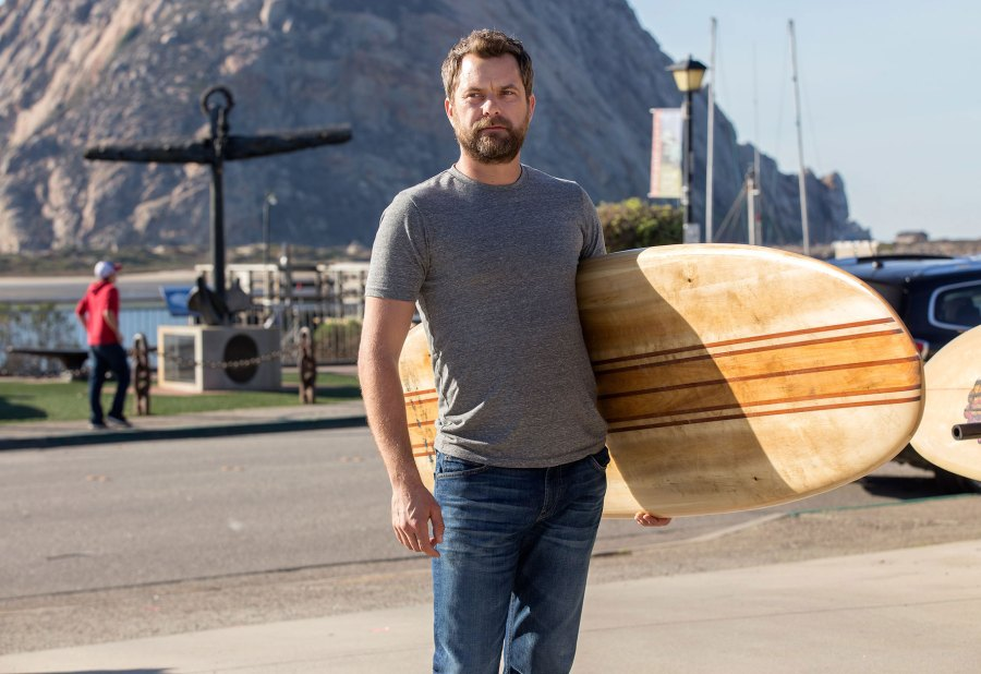 Joshua Jackson Surfboard The Affair Finally Reveals What Happened to Cole Lockhart