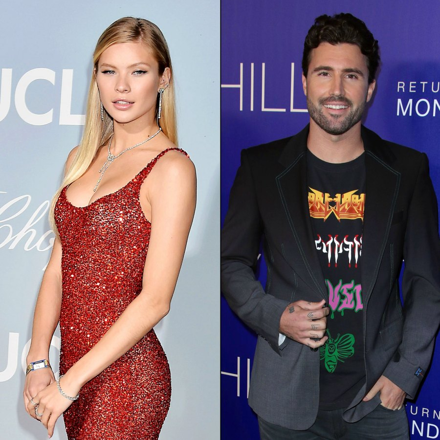 Josie Canseco Feels 'Lucky' to Have Boyfriend Brody Jenner in PDA-Filled Instagram Post