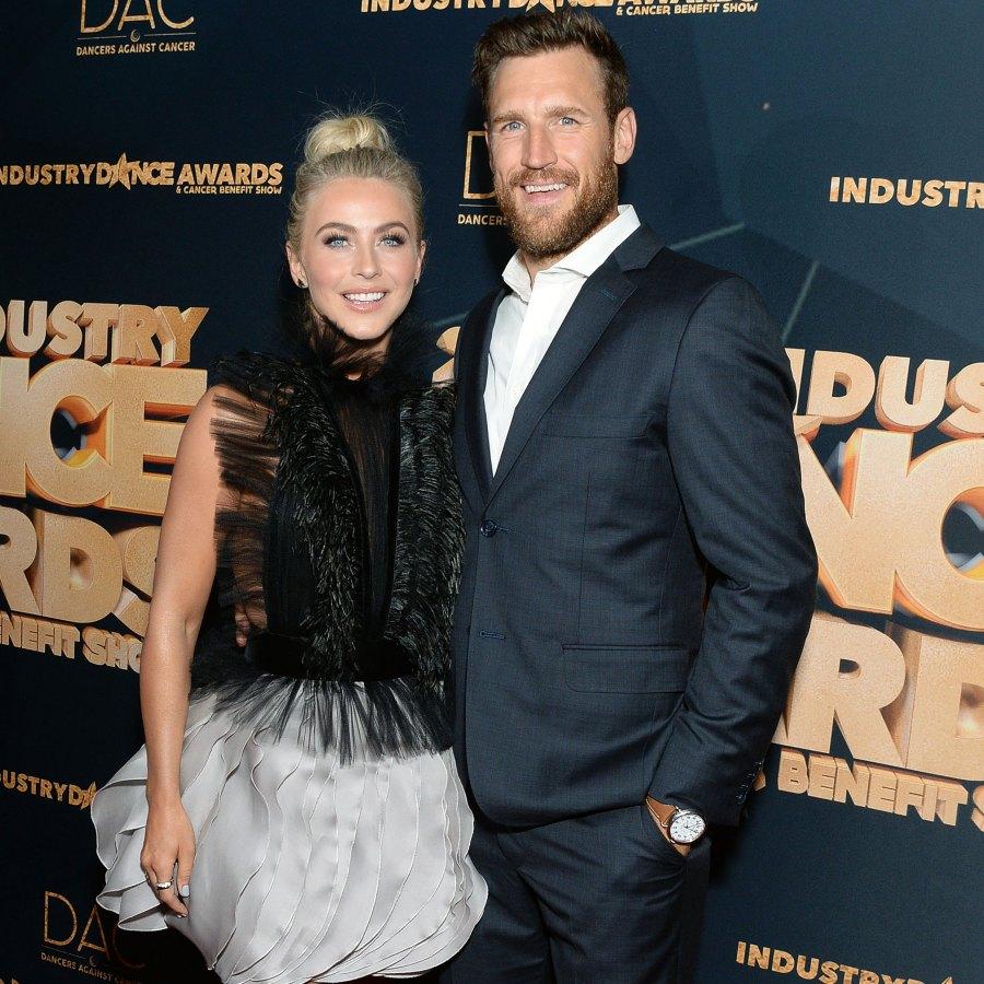Julianne Hough Gushes That Husband Brooks Laich Supports 'Me Choosing Me'