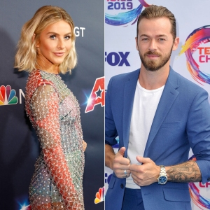 Julianne Hough Reacts Artem Chigvintsev Not Returning Dancing With the Stars