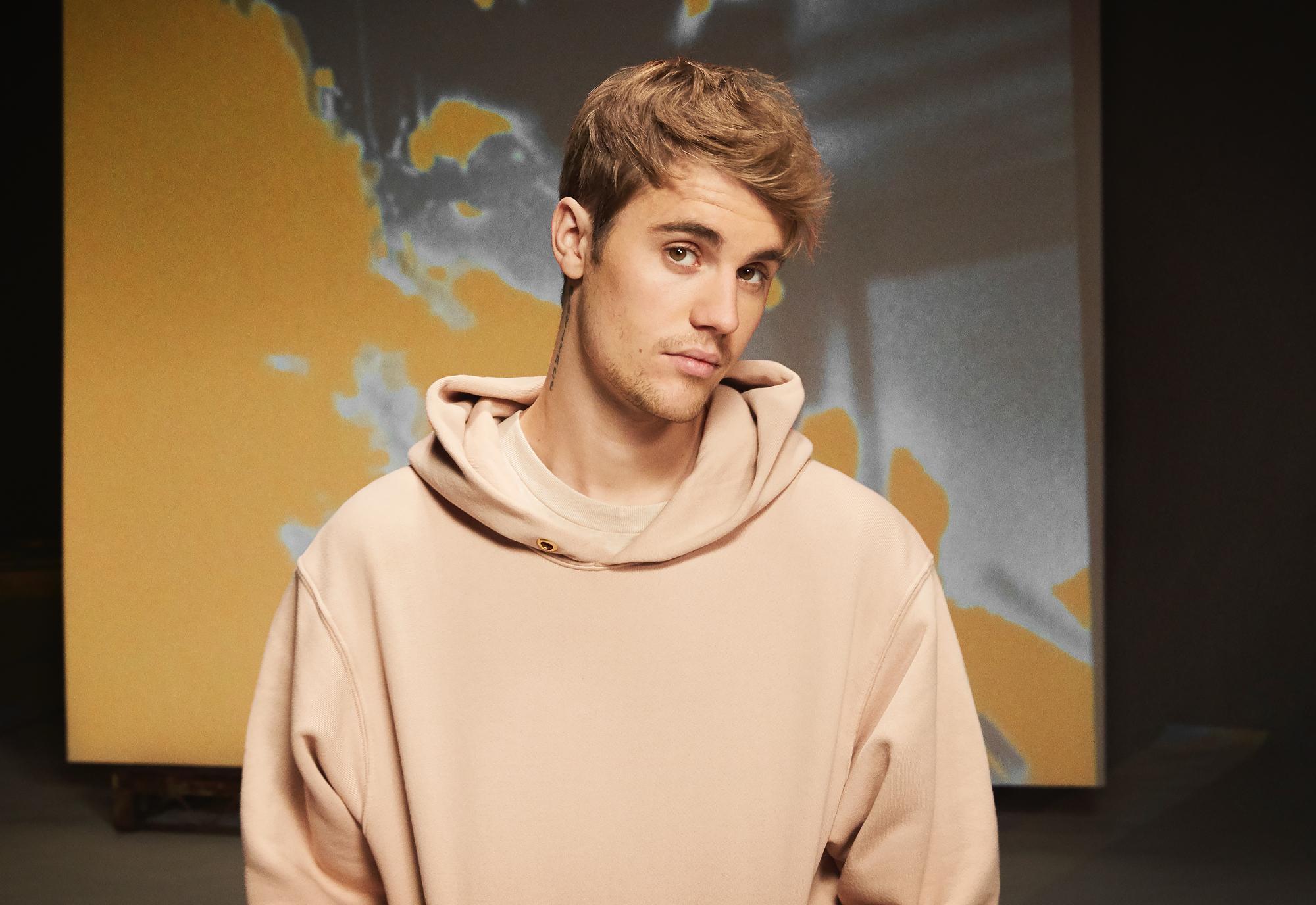 Justin Bieber x Schmidt's Here + Now Deodorant 48-Hour Preview