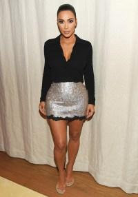 KKW Beauty and Winnie Harlow NYFW Party - Kim Kardashian