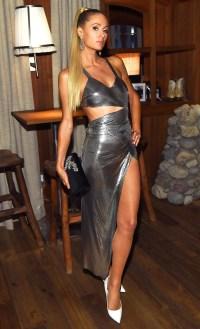 KKW Beauty and Winnie Harlow NYFW Party - Paris Hilton