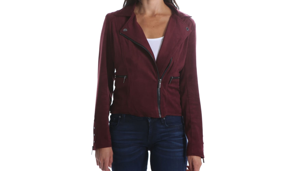 This Suede Jacket Has Us Mastering Fall Fashion Like a Pro — and It's on Sale!