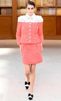 Kaia Gerber Runway Looks - Chanel Fall-Winter 2019