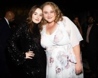 Kaitlyn Dever and Danielle Macdonald Netflix Emmys 2019 After Party