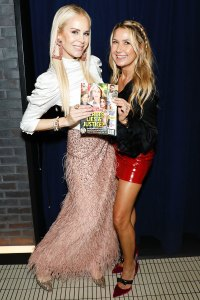 Kameron Westcott and Kary Brittingham from The Real Housewives of Dallas Us Weekly Most Stylish Party