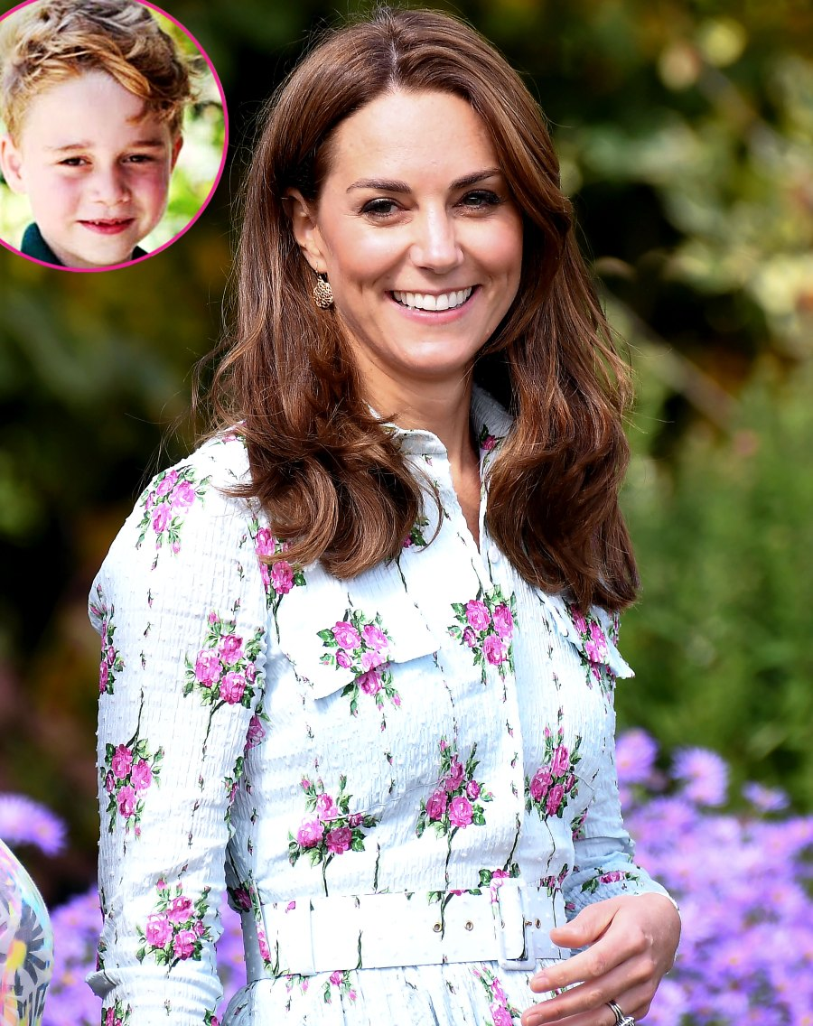 Kate William Parenthood Quotes Duchess Kate Can't Believe Eldest Son Prince George Is 6 Time Flies