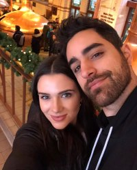 Katie Stevens and Boyfriend Paul DiGiovanni Marry