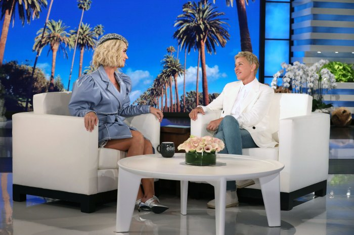 Katy Perry Explains How Fiance Orlando Bloom's Son Flynn Has Matured Her